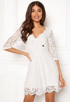 Chiara Forthi Ellix Dress - 2 White Bubbleroom.se