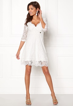 Chiara Forthi Ellix Dress - 2 White Bubbleroom.fi