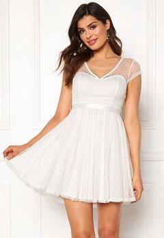 Chiara Forthi Esmeralda dress White Bubbleroom.se