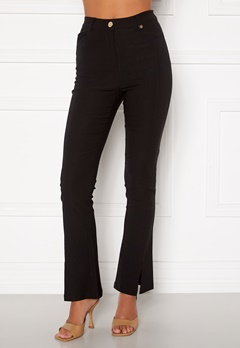 Chiara Forthi Faye pants Black Bubbleroom.se