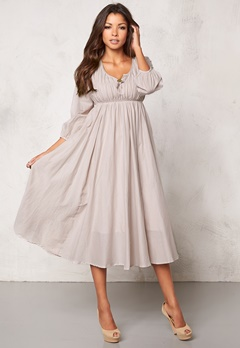 Chiara Forthi Flow Dress Grey Bubbleroom.eu