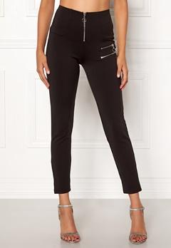 Chiara Forthi Gavriella trousers Black Bubbleroom.se
