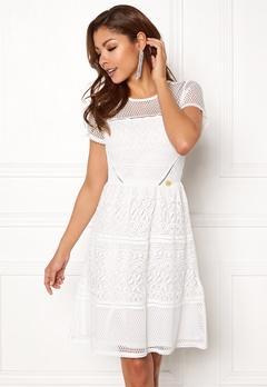 Chiara Forthi Gianina Dress Antique white Bubbleroom.se