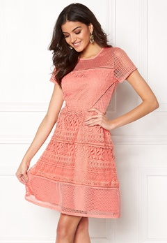 Chiara Forthi Gianina Dress Pink Bubbleroom.fi
