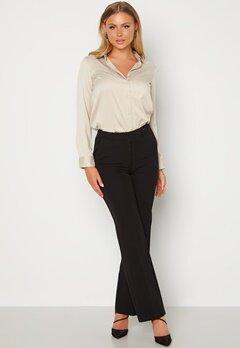 Chiara Forthi Gustina suit pants Black bubbleroom.se