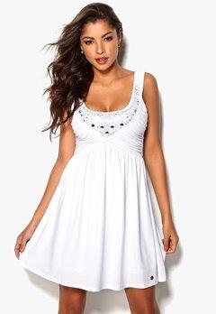 Chiara Forthi Hanna Dress White Bubbleroom.se