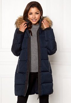 Chiara Forthi Harbin Down Puffer Midnight blue Bubbleroom.se