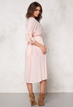 Chiara Forthi Intrend Anamika Dress Pink Bubbleroom.eu