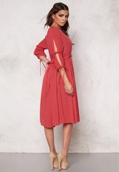 Chiara Forthi Intrend Anamika Dress Red Bubbleroom.eu