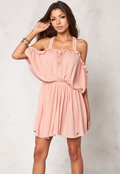 Chiara Forthi Intrend Aruba Dress Pink Bubbleroom.no