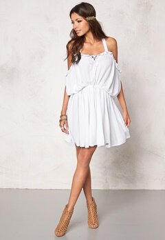 Chiara Forthi Intrend Aruba Dress White Bubbleroom.eu