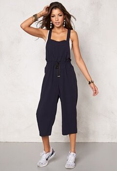 Chiara Forthi Intrend City Jumpsuit Blå Bubbleroom.se
