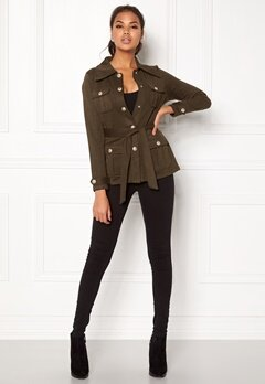 Chiara Forthi Intrend Officer Jacket Green Bubbleroom.fi
