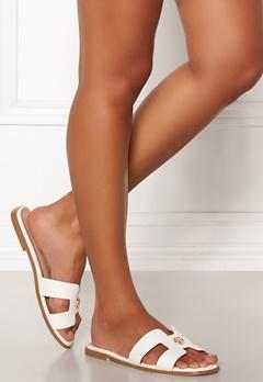 Chiara Forthi Isla slip in sandal White Bubbleroom.se
