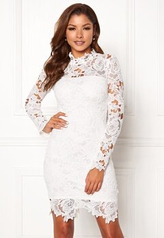 Chiara Forthi Jaqueline dress White Bubbleroom.se
