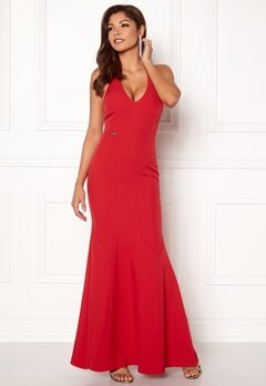 Chiara Forthi Joanna Maxi Dress Red Bubbleroom.fi