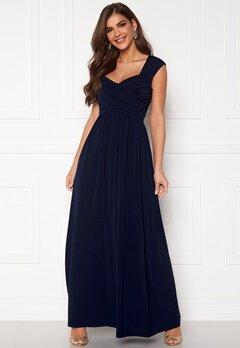 Chiara Forthi Kirily Maxi Dress Blue Bubbleroom.se