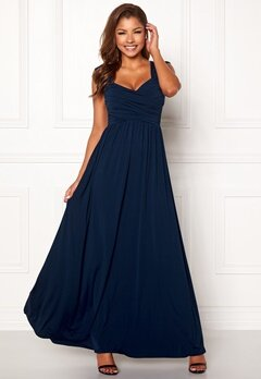 Chiara Forthi Kirily Maxi Dress Blue Bubbleroom.se