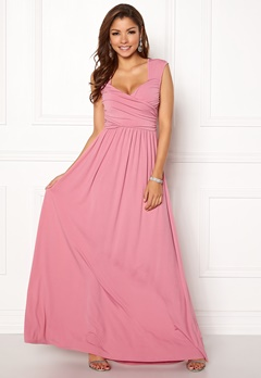 Chiara Forthi Kirily Maxi Dress Pink Bubbleroom.se
