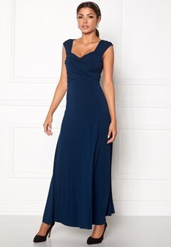 Chiara Forthi Kirily Maxi Dress Blue Bubbleroom.no