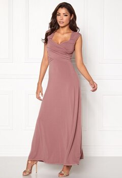 Chiara Forthi Kirily Maxi Dress Old rose Bubbleroom.se