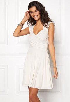 Chiara Forthi Kirily White  Kjole Hvit Bubbleroom.no