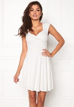 Chiara Forthi Kirily White Dress White Bubbleroom.se