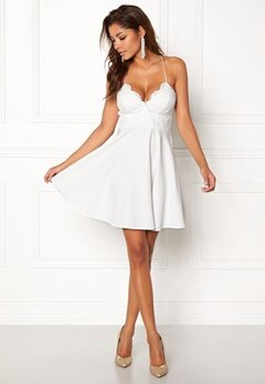 Chiara Forthi Kylee Dress White Bubbleroom.se
