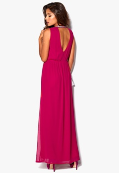 Chiara Forthi Lavinia  Dress Cerise Bubbleroom.eu