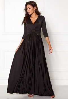Chiara Forthi Libby Dress Black Bubbleroom.se