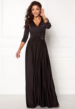 Chiara Forthi Libby Dress Black Bubbleroom.no
