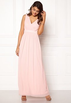 Chiara Forthi Madelaide gown Light pink Bubbleroom.se