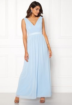 Chiara Forthi Madelaide gown Light blue Bubbleroom.se
