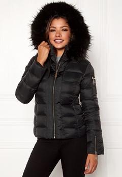 Chiara Forthi Madesimo down jacket Black Bubbleroom.se