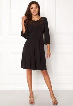 Chiara Forthi Malisia Dress Black Bubbleroom.se