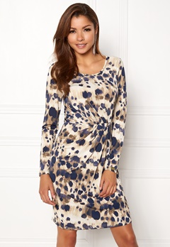 Chiara Forthi Marjorie Dress Blue / Patterned Bubbleroom.se