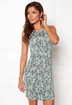 Chiara Forthi Marjorie Sleeveless Dress Green / Patterned Bubbleroom.se