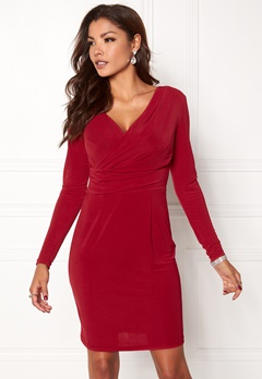 Chiara Forthi Marlow Tunic/Dress Raspberry red Bubbleroom.fi