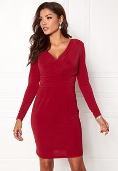 Chiara Forthi Marlow Tunic/Dress Raspberry red Bubbleroom.dk