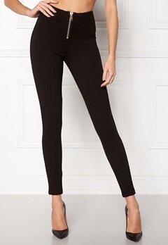 Chiara Forthi Marquesa trousers Black Bubbleroom.se