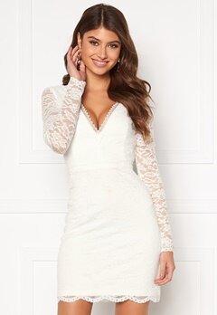 Chiara Forthi Mathilde lace dress White Bubbleroom.se