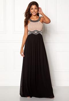 Chiara Forthi Matia Embellished Dress Black Bubbleroom.no