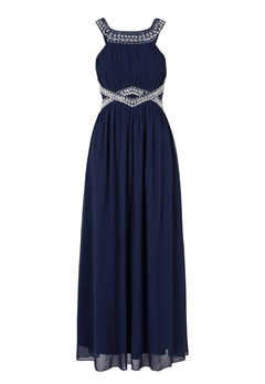 Chiara Forthi Matia Embellished Dress Dark blue / Silver Bubbleroom.se