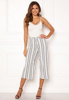 Chiara Forthi Mauritius pants Striped / Offwhite / Black Bubbleroom.se