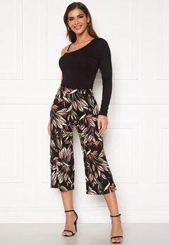 Chiara Forthi Mauritius pants Black / Green / Patterned Bubbleroom.se