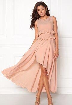 Chiara Forthi Meringue Stretch Dress Kjole Pudderrosa Bubbleroom.no