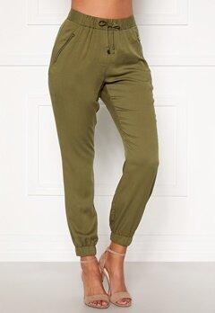 Chiara Forthi Nanja trousers Khaki green Bubbleroom.se