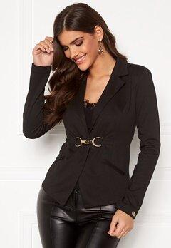 Chiara Forthi Nicola suit jacket Black Bubbleroom.se