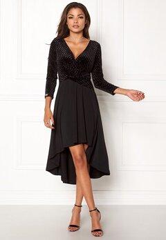 Chiara Forthi Nicosia Dress Black Bubbleroom.se