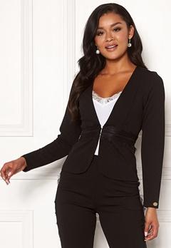 Chiara Forthi Nikita Suit Jacket Black Bubbleroom.se